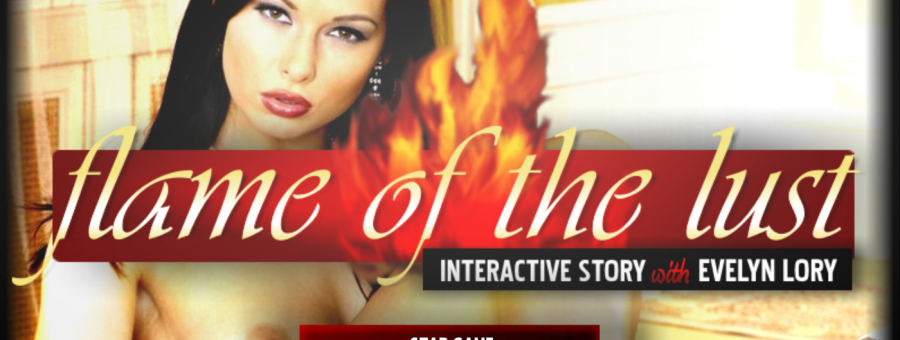 Flame of the Lust with Evelyn Lory